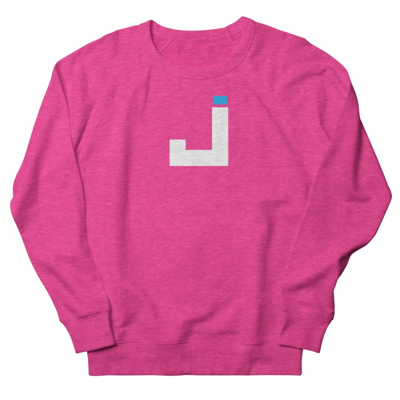 Joygasm Medium Size Logo (no text) Women's French Terry Sweatshirt by The Joygasm Store