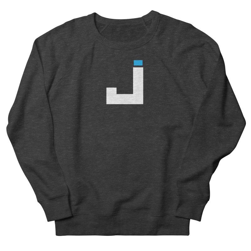 Joygasm Medium Size Logo (no text) Men's French Terry Sweatshirt by The Joygasm Store