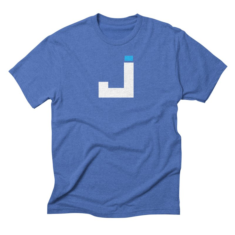 Joygasm Medium Size Logo (no text) Men's Triblend T-Shirt by The Joygasm Store