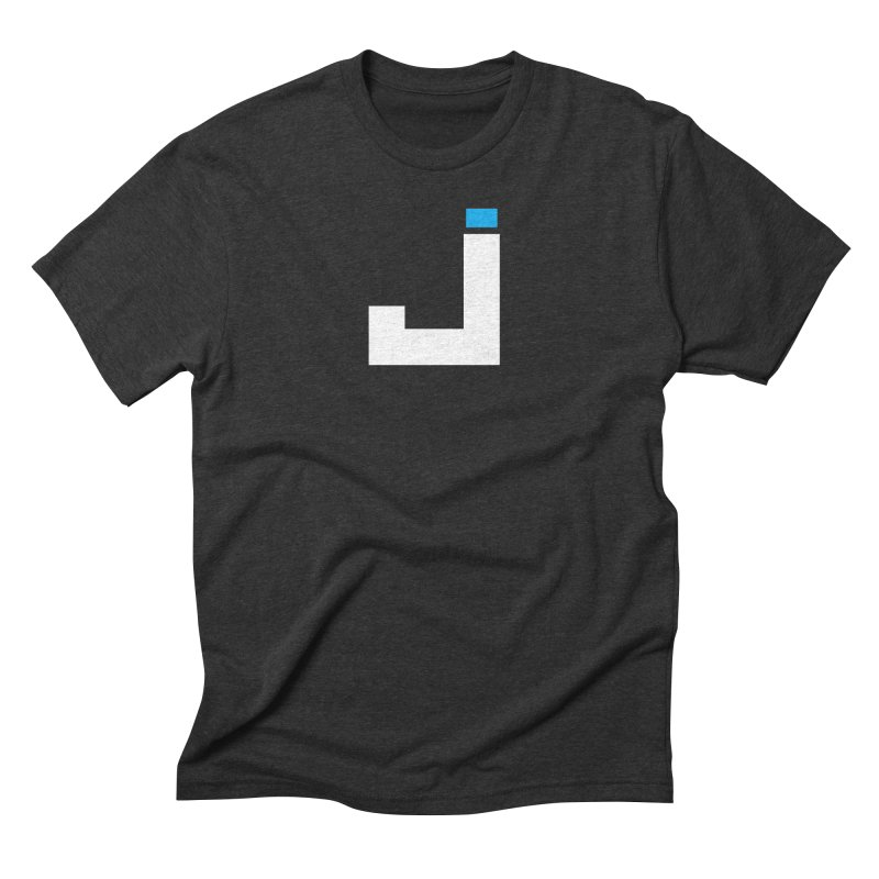 Joygasm Medium Size Logo (no text) Men's Triblend T-Shirt by The Joygasm Store