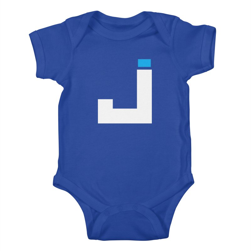 Joygasm Medium Size Logo (no text) Kids Baby Bodysuit by The Joygasm Store