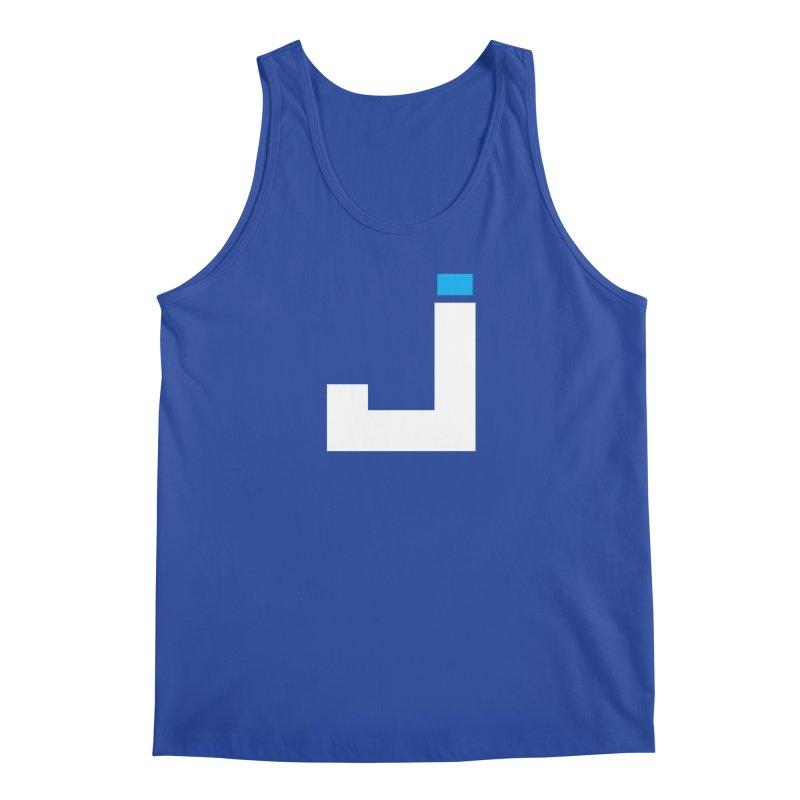 Joygasm Medium Size Logo (no text) Men's Tank by The Joygasm Store