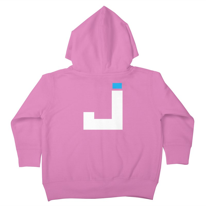 Joygasm Medium Size Logo (no text) Kids Toddler Zip-Up Hoody by The Joygasm Store