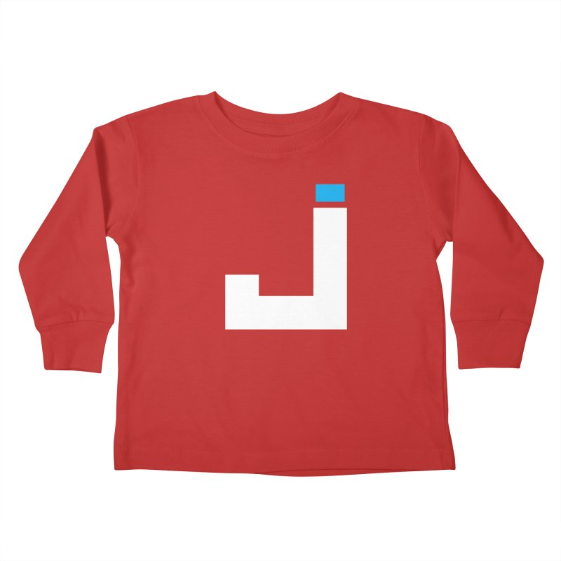 Joygasm Medium Size Logo (no text) Kids Toddler Longsleeve T-Shirt by The Joygasm Store