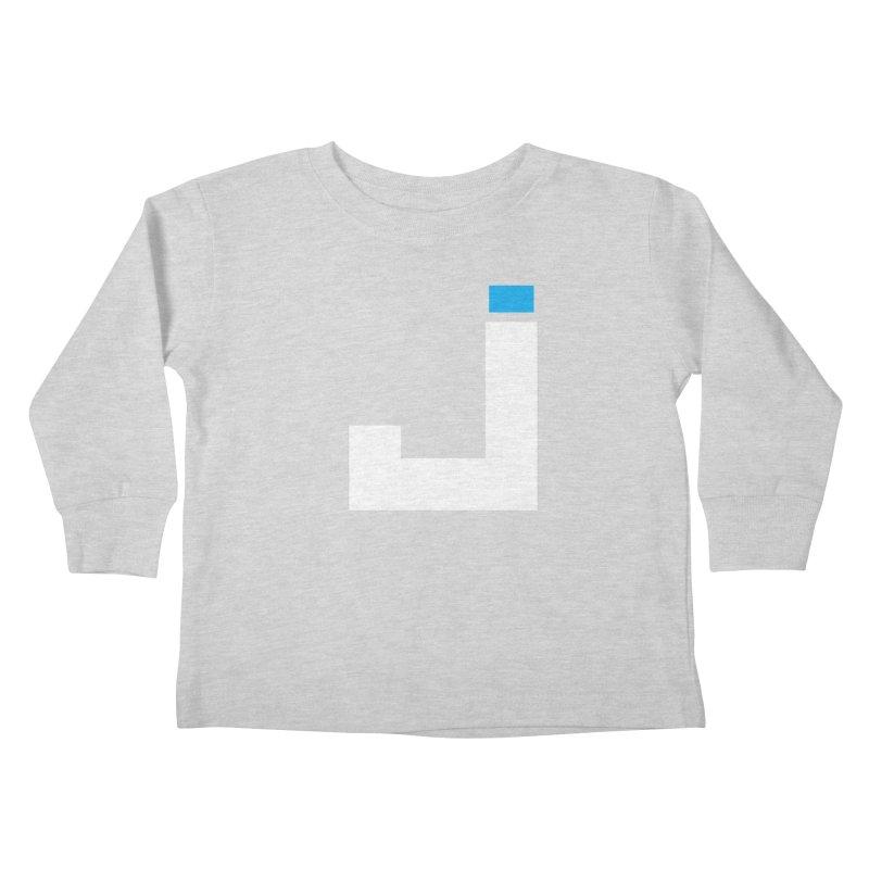 Joygasm Medium Size Logo (no text) Kids Toddler Longsleeve T-Shirt by The Joygasm Store