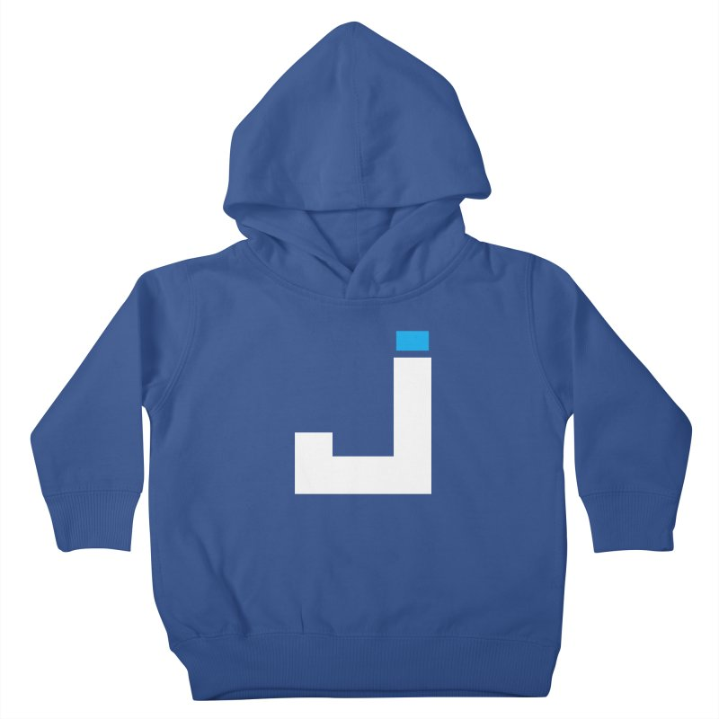 Joygasm Medium Size Logo (no text) Kids Toddler Pullover Hoody by The Joygasm Store