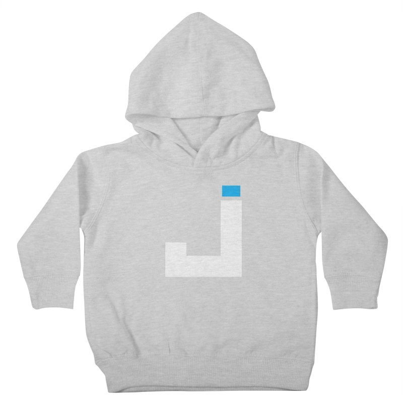 Joygasm Medium Size Logo (no text) Kids Toddler Pullover Hoody by The Joygasm Store