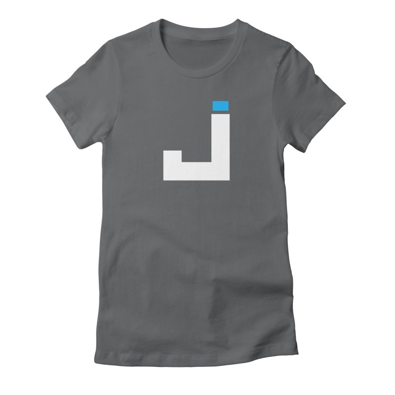 Joygasm Medium Size Logo (no text) Women's Fitted T-Shirt by The Joygasm Store