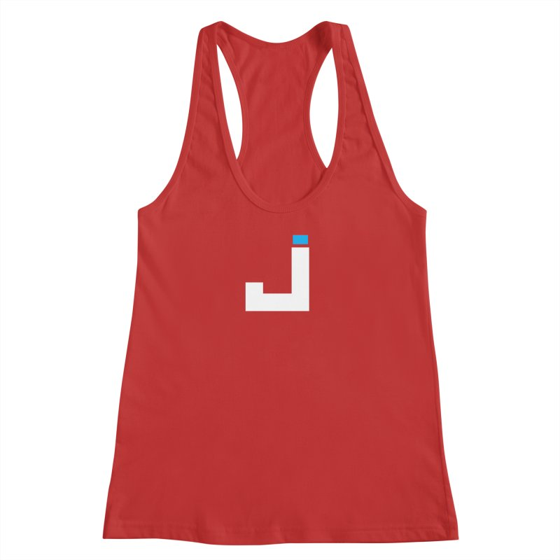 Joygasm Medium Size Logo (no text) Women's Racerback Tank by The Joygasm Store