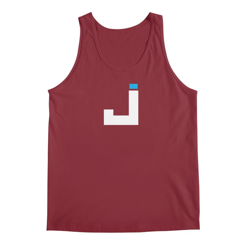 Joygasm Medium Size Logo (no text) Men's Regular Tank by The Joygasm Store