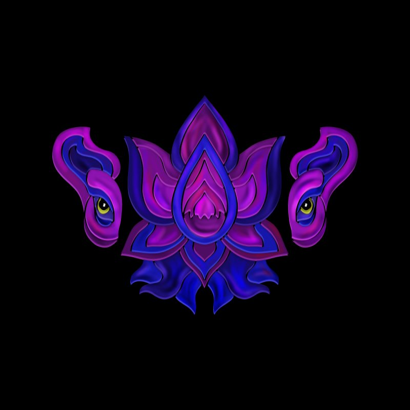 Ganesha Lotus None  by Joyheartist