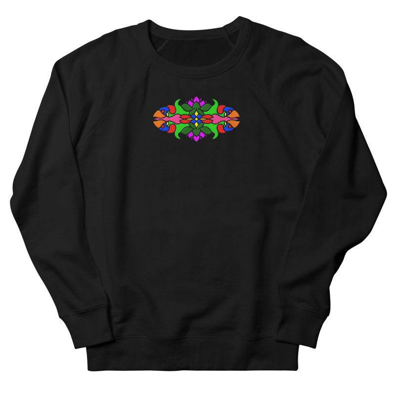 My Tiles Men's French Terry Sweatshirt by Joyheartist