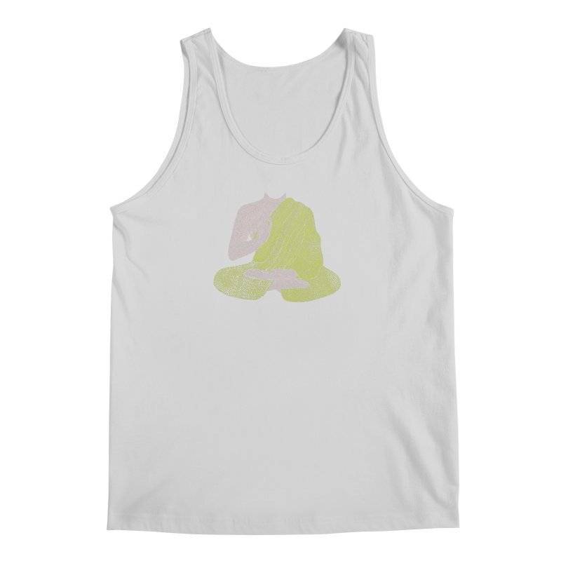 No Mind (Om Mani Padme Hum mantra) Men's Tank by Joyheartist
