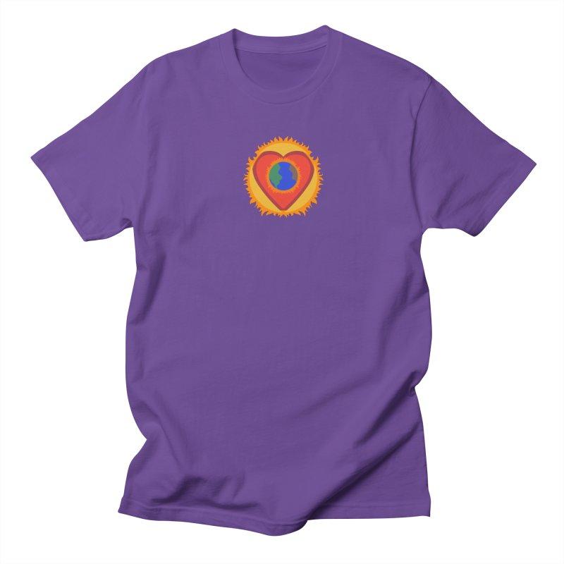 Sol, Terra, Amor Men's T-Shirt by Joyheartist