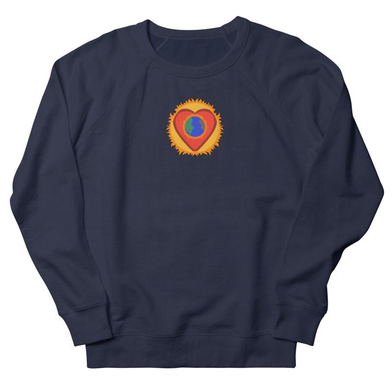 Sol, Terra, Amor Men's French Terry Sweatshirt by Joyheartist