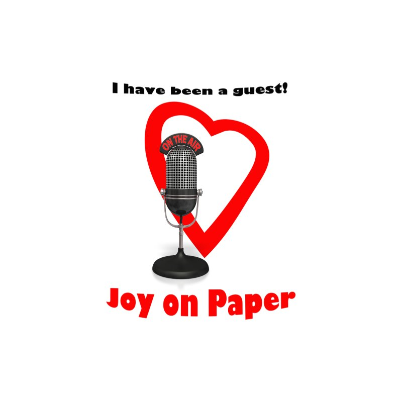I have been a guest on Joy on Paper by Joy on Paper's Artist Shop