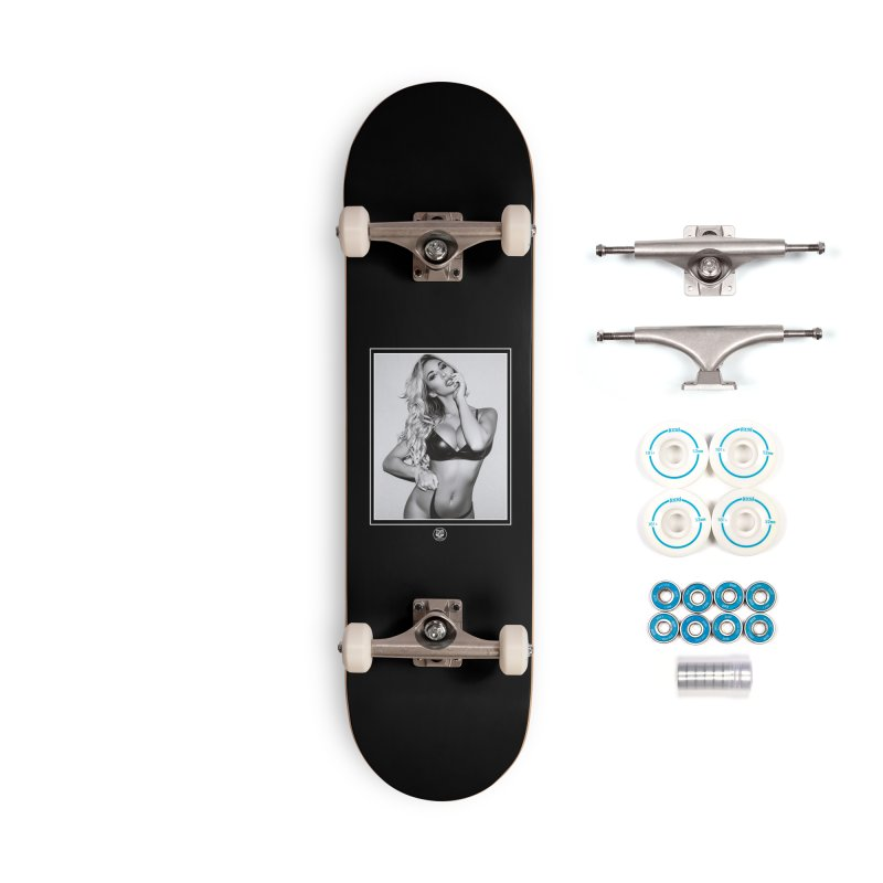 Victoria Accessories Complete - Basic Skateboard by jpaullphoto's Artist Shop