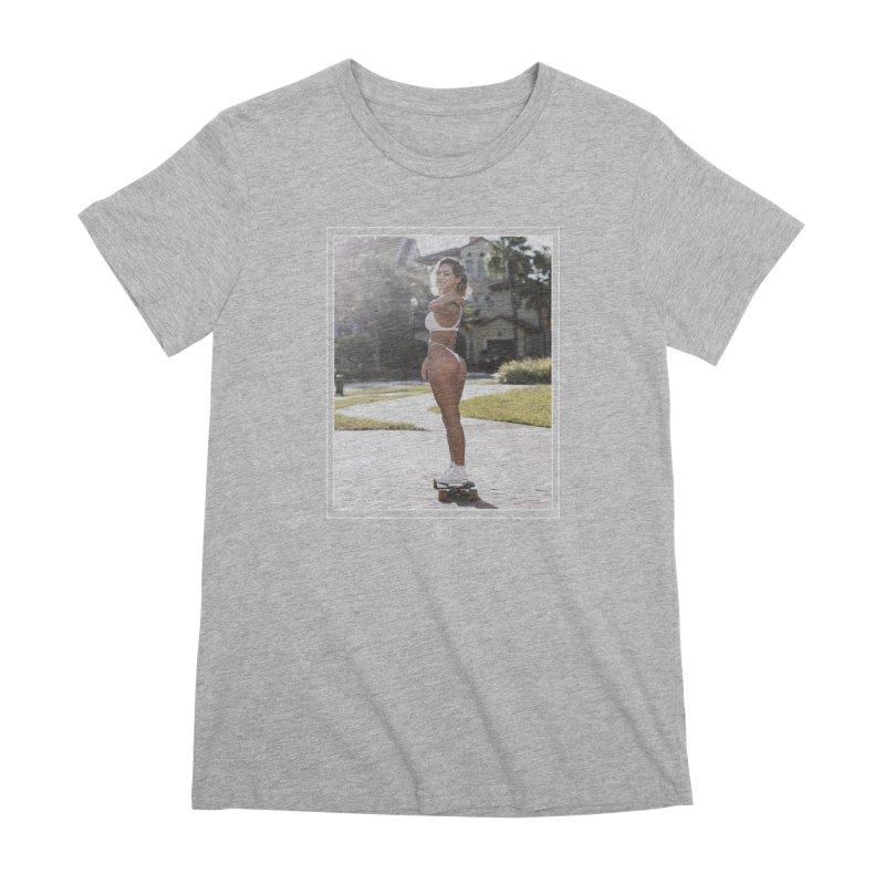 Ashton Women's T-Shirt by jpaullphoto's Artist Shop