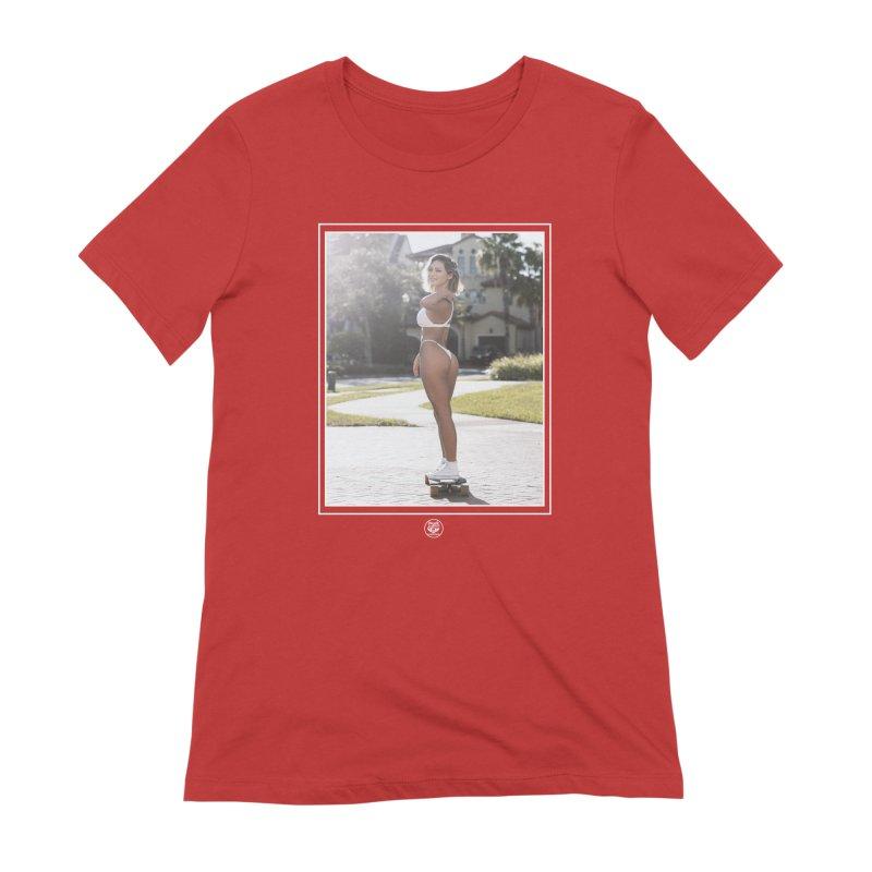 Ashton Women's Extra Soft T-Shirt by jpaullphoto's Artist Shop