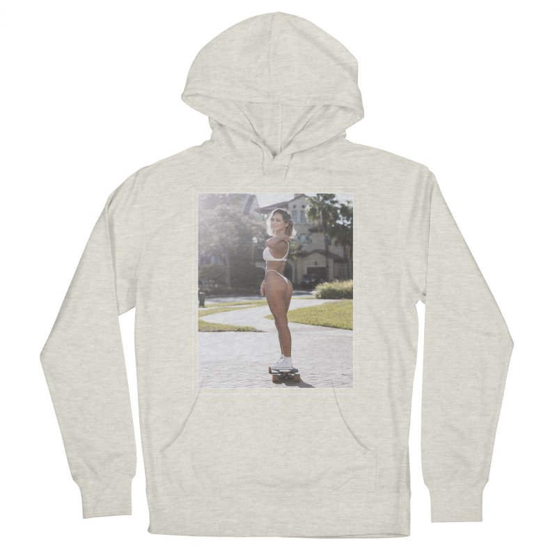 Ashton Women's French Terry Pullover Hoody by jpaullphoto's Artist Shop