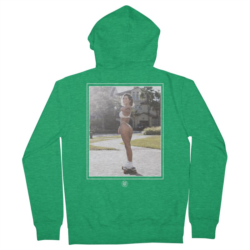 Ashton Women's Zip-Up Hoody by jpaullphoto's Artist Shop