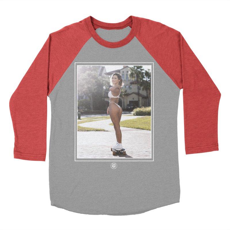 Ashton Men's Baseball Triblend Longsleeve T-Shirt by jpaullphoto's Artist Shop
