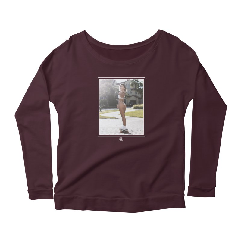 Ashton Women's Longsleeve T-Shirt by jpaullphoto's Artist Shop