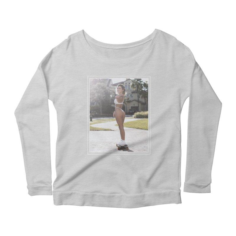 Ashton Women's Scoop Neck Longsleeve T-Shirt by jpaullphoto's Artist Shop