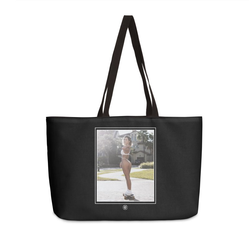 Ashton Accessories Weekender Bag Bag by jpaullphoto's Artist Shop