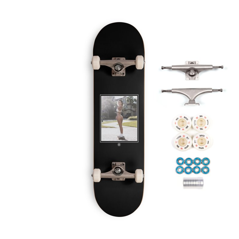 Ashton Accessories Skateboard by jpaullphoto's Artist Shop