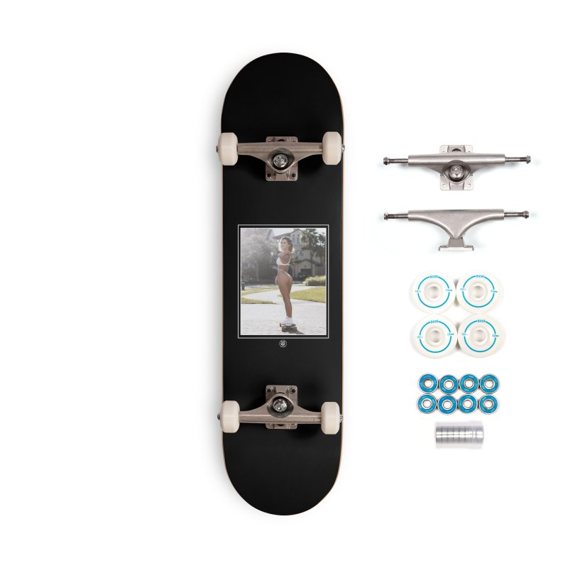 Ashton Accessories Complete - Basic Skateboard by jpaullphoto's Artist Shop
