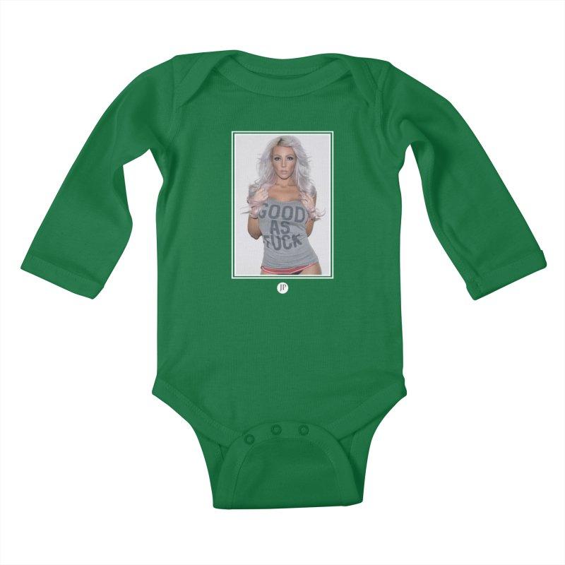 Libby Kids Baby Longsleeve Bodysuit by jpaullphoto's Artist Shop