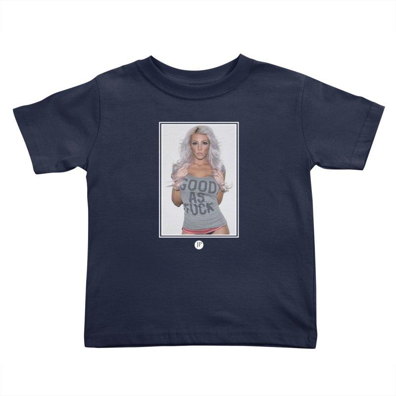 Libby Kids Toddler T-Shirt by jpaullphoto's Artist Shop