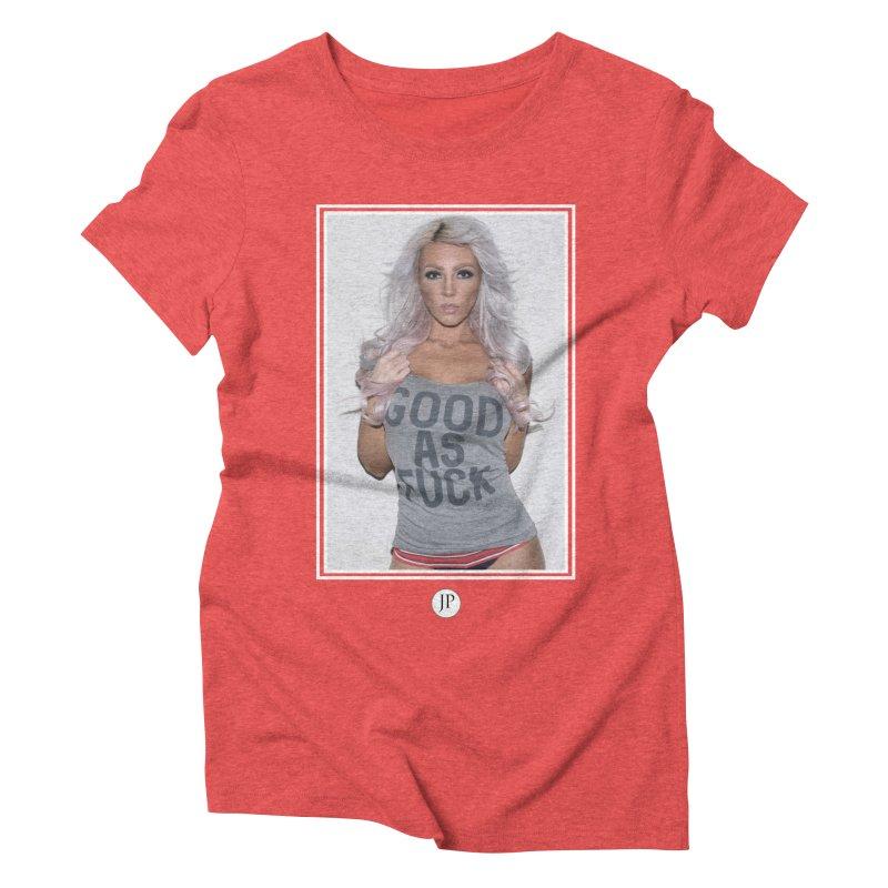 Libby Women's Triblend T-shirt by jpaullphoto's Artist Shop