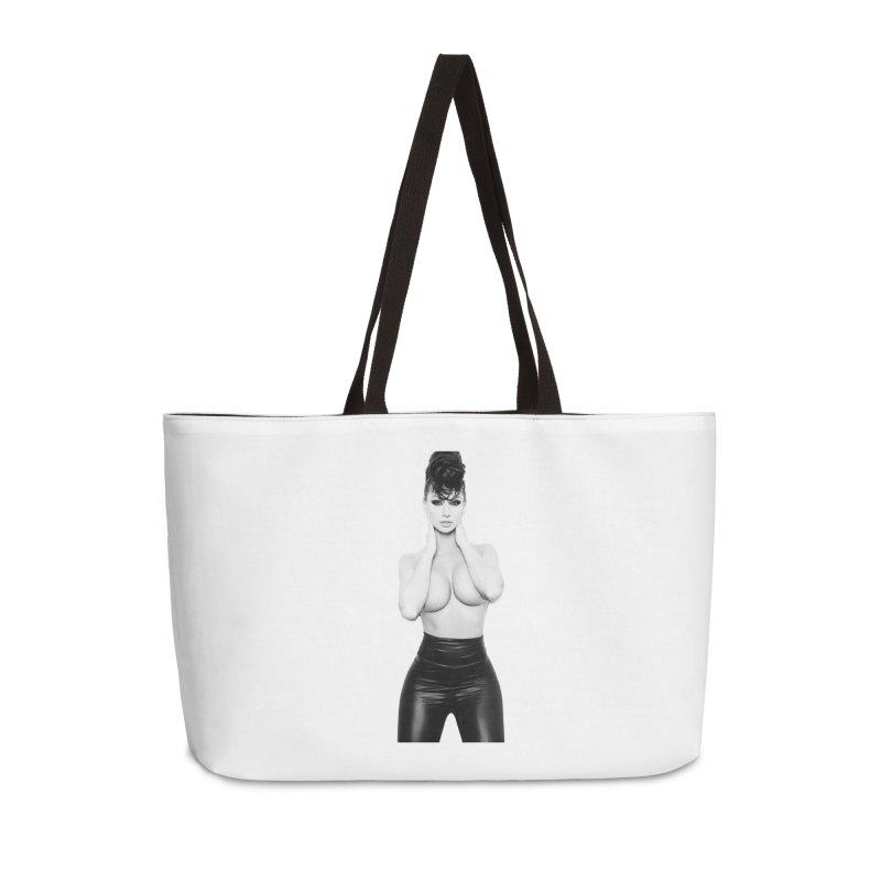 KerriHawk Accessories Weekender Bag Bag by jpaullphoto's Artist Shop