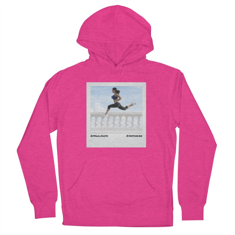 Jasmine Run Women's Pullover Hoody by jpaullphoto's Artist Shop