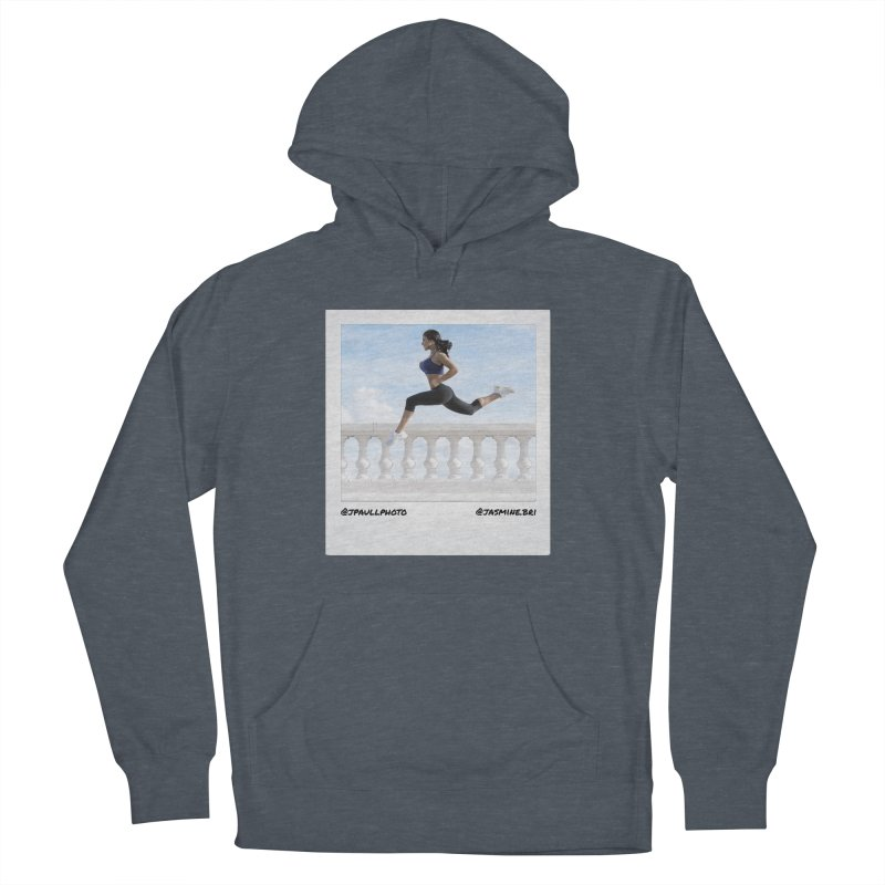 Jasmine Run Men's French Terry Pullover Hoody by jpaullphoto's Artist Shop