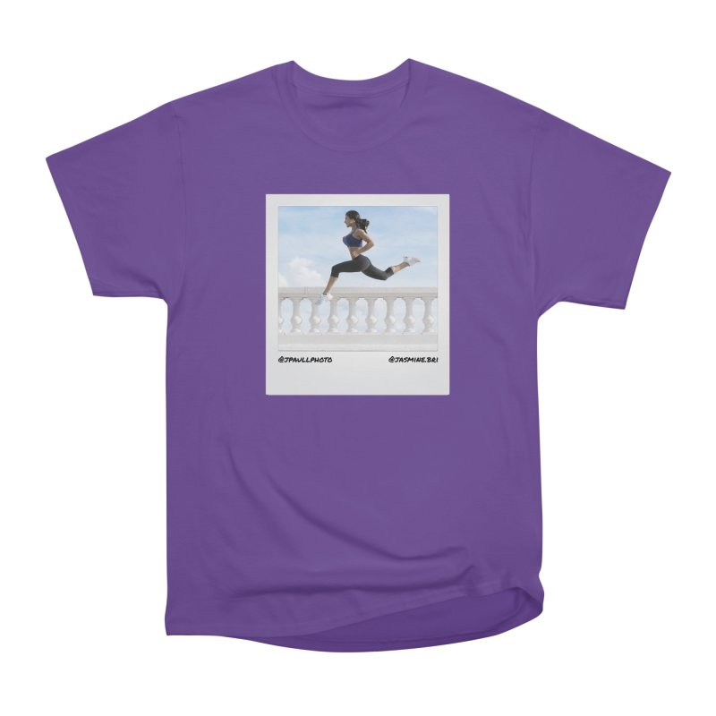 Jasmine Run Women's Heavyweight Unisex T-Shirt by jpaullphoto's Artist Shop
