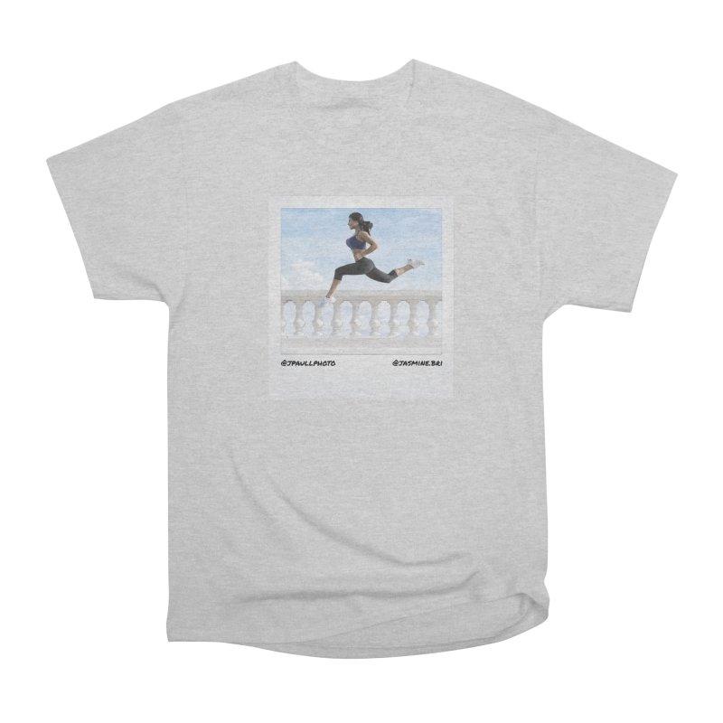 Jasmine Run Women's Heavyweight Unisex T-Shirt by jpaullphoto's Artist Shop