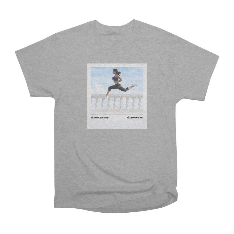 Jasmine Run Men's Classic T-Shirt by jpaullphoto's Artist Shop