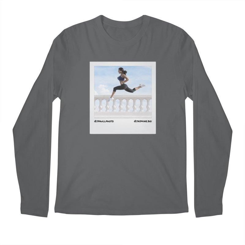 Jasmine Run Men's Longsleeve T-Shirt by jpaullphoto's Artist Shop