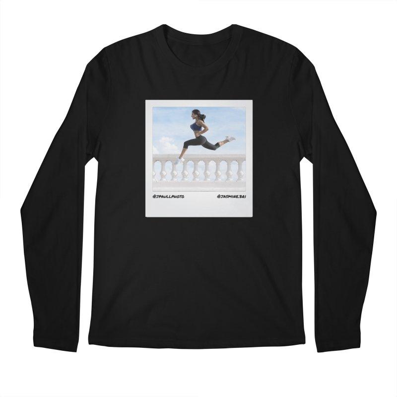 Jasmine Run Men's Regular Longsleeve T-Shirt by jpaullphoto's Artist Shop