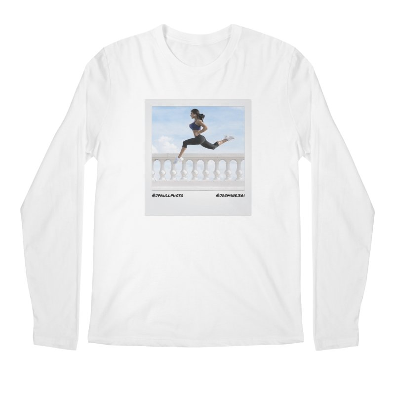 Jasmine Run Men's Longsleeve T-Shirt by jpaullphoto's Artist Shop