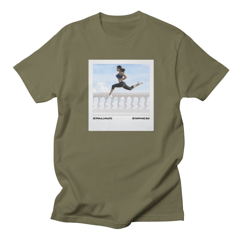Jasmine Run Men's T-Shirt by jpaullphoto's Artist Shop