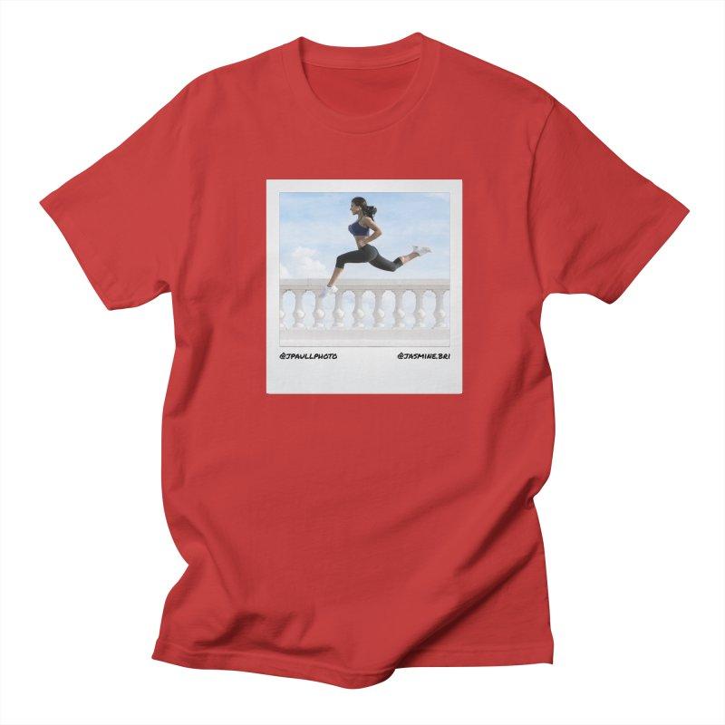 Jasmine Run Women's Regular Unisex T-Shirt by jpaullphoto's Artist Shop