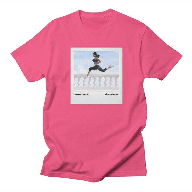 Jasmine Run Men's T-Shirt by jpaullphoto's Artist Shop