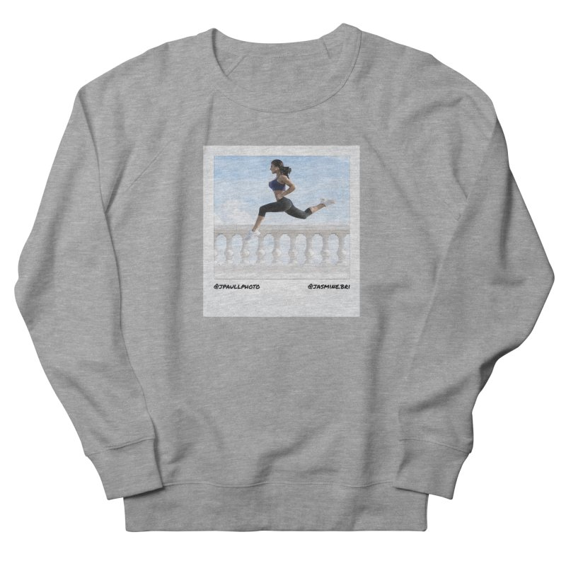 Jasmine Run Women's Sweatshirt by jpaullphoto's Artist Shop