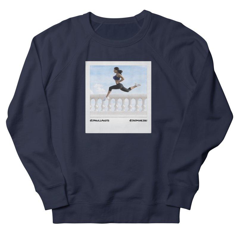Jasmine Run Men's Sweatshirt by jpaullphoto's Artist Shop