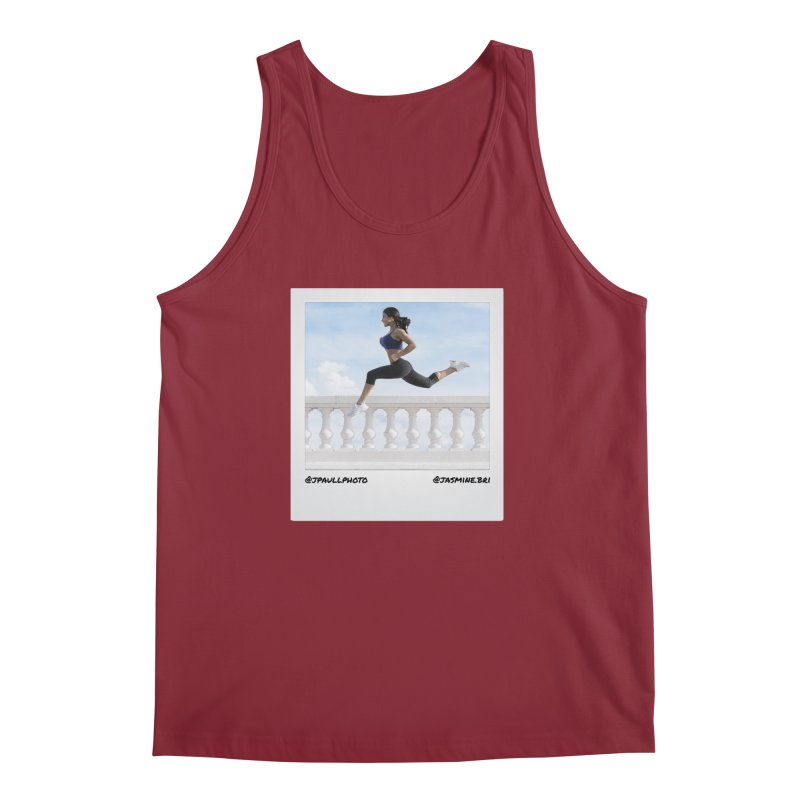 Jasmine Run Men's Tank by jpaullphoto's Artist Shop