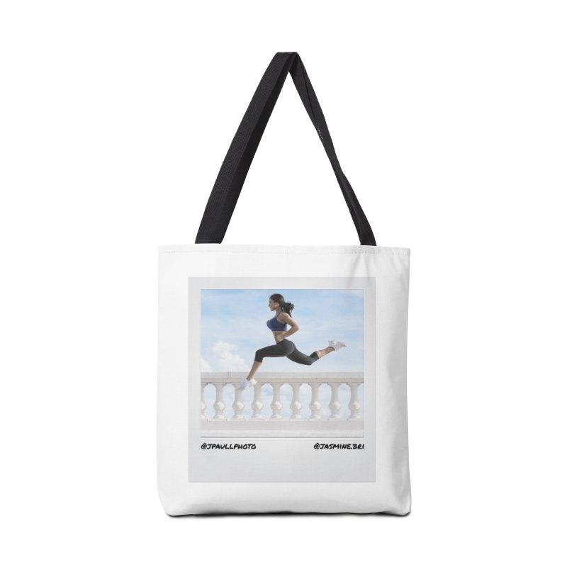 Jasmine Run Accessories Bag by jpaullphoto's Artist Shop